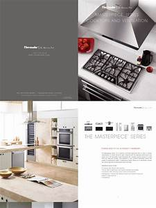 Thermador Masterpiece Series Cooktop And Ventilation