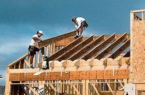 Roof Framing with Wood I-Joists JLC Online Engineered