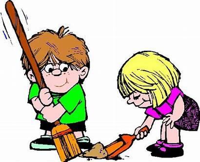 Clean Clipart Cleaning Children Kid Child Help