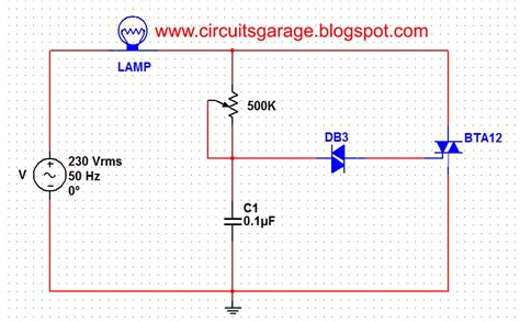 Triac Circuit Page Other Circuits Next