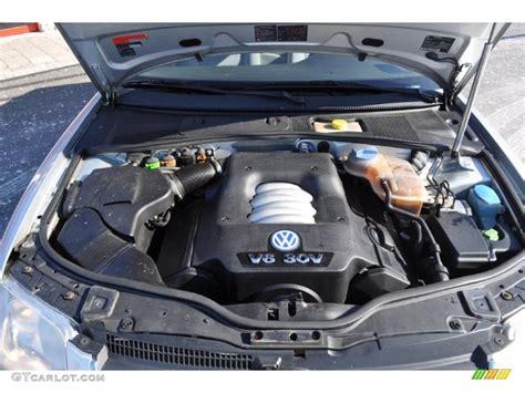 2002 Vw Passat W8 Engine Diagram by 2002 Volkswagen Passat Gls V6 Wagon 2 8 Liter Dohc 30