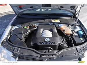 2002 Volkswagen Passat Gls V6 Wagon 2 8 Liter Dohc 30