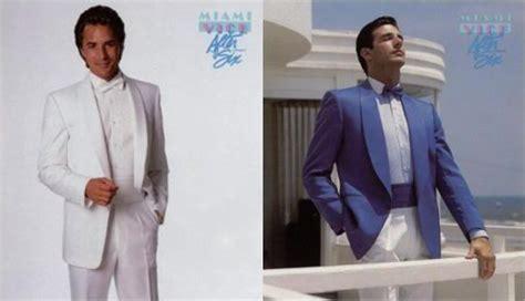 Dynasty And Miami Vice Tuxedos