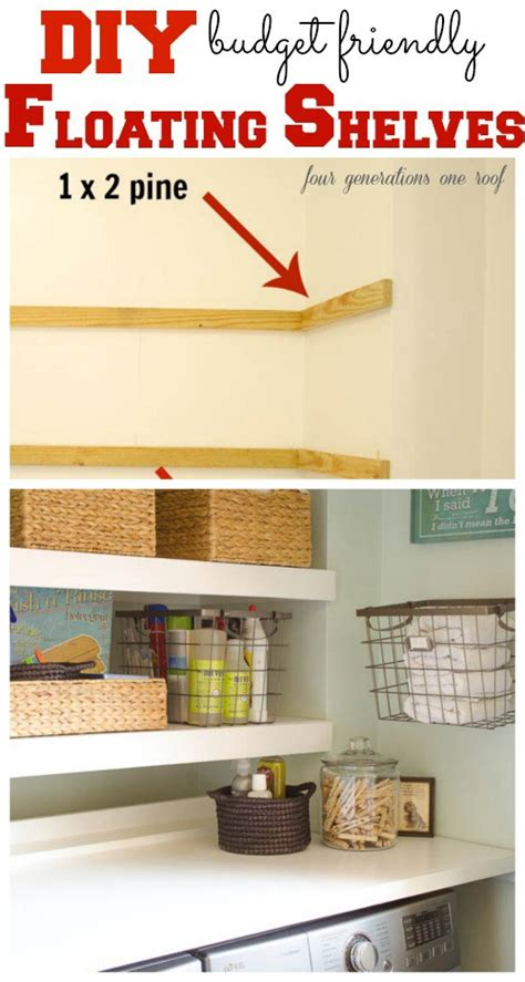 30 brilliant ways to organize and add storage to laundry