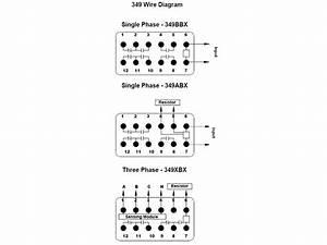 Item   349bbxp-85-135vac  349 Series  Under Voltage