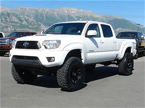 toyota tacoma  sale ideas  pinterest