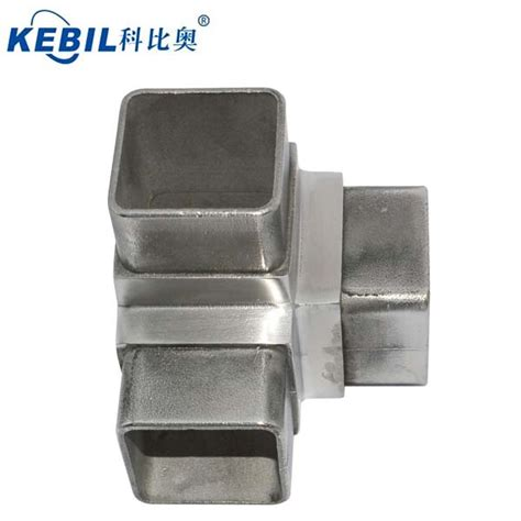mm    square tube connectors stainless steel tube connector
