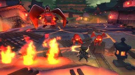 Mini Ninjas Announced For Kinect Monstervine