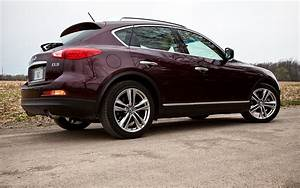 2012 Infiniti Ex35 Journey Awd
