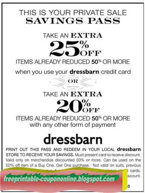 dress barn coupons in printable coupons 2017 dress barn coupons