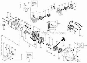 Bolens Bl110 Fuel Line Diagram