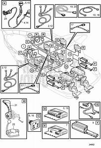 Volvo Penta Exploded View    Schematic Ql Est  Electronic
