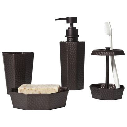 Target Bathroom Fixtures by Target Home Orb Hammered Bath Collection Opens In A New