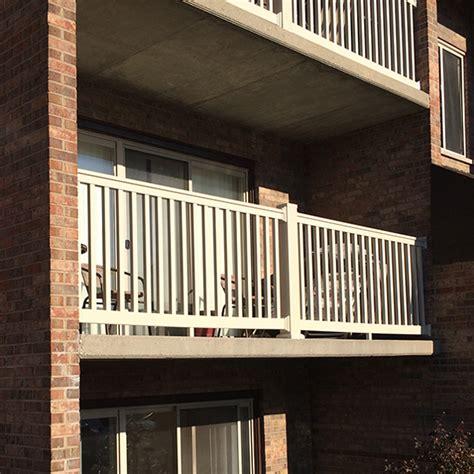 railings and patio enclosures in cincinnati oh and