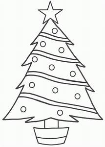 Christmas Tree Drawing Easy For Kids Step By Step Ideas ...