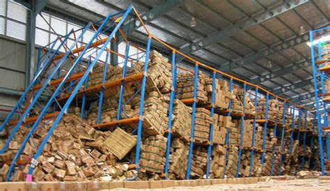 metal dining five common pallet rack safety issues and how to prevent