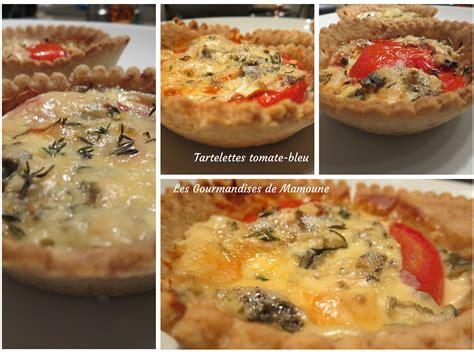 cuisine auvergne tartelettes tomate bleu d auvergne blogs de cuisine
