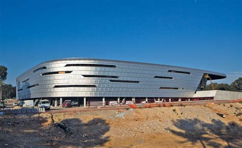 Azur Arena In Antibes by Azur Arena Fils