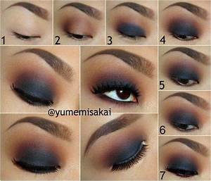 35 Sizzling Smokey Eyes Makeup Tutorials