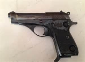 Beretta 22 Magnum Pistol