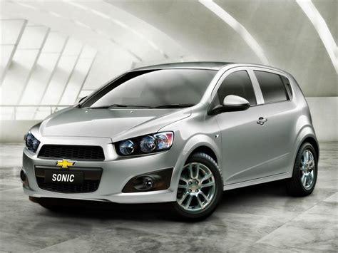 Autos Nuevos  Chevrolet  Precios Sonic