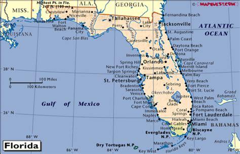map quest florida