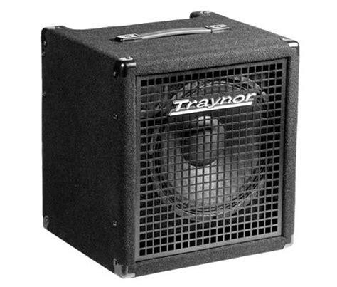 Traynor Small Block 200 Watt  1x12 Inch Bass Combo Amp