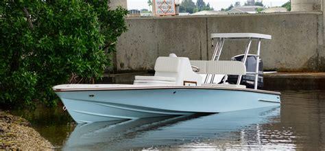 Shallow Water Flats Boats by 17 Custom Flats Boat Grand Slam 17 Shallow Water Flats