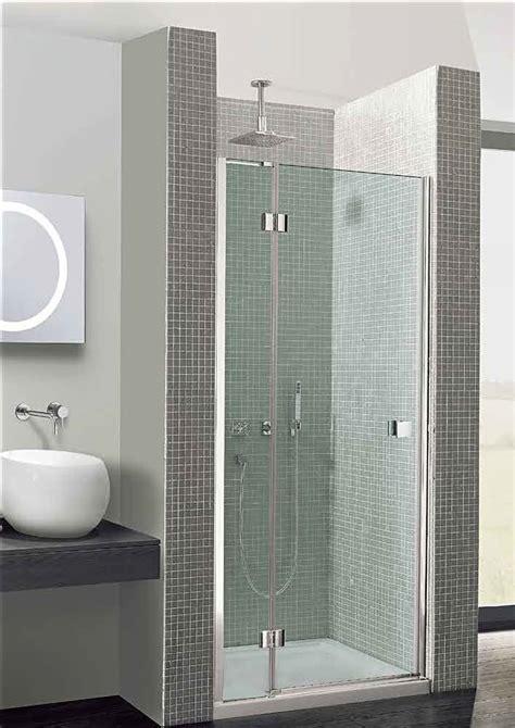 Inline Shower Door by Simpsons Design Hinged Shower Door 1200mm With Inline Panel