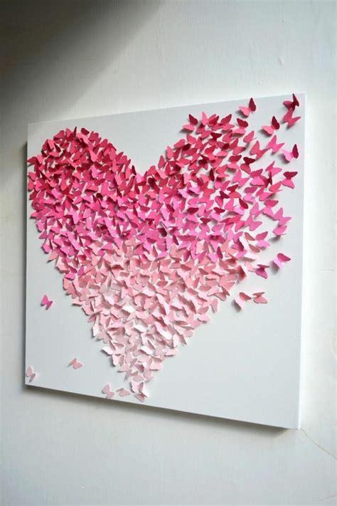 alles liebe zum valentinstag  wanddesigns mit herzen