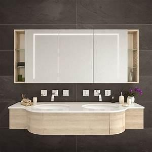 Bad Spiegelschrank Beleuchtet : unterputz spiegelschrank online kaufen ~ Frokenaadalensverden.com Haus und Dekorationen