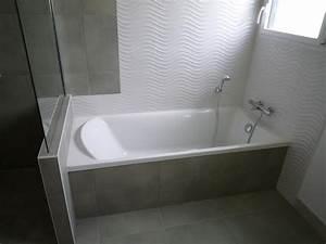 exceptional faience salle de bain blanc 8 carrelage With faience salle de bain porcelanosa