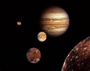Jupiter System Montage Computer Wallpapers, Desktop ...