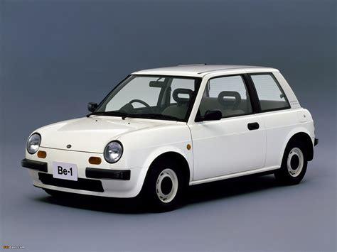 Nissan Be1 (bk10) 198788 Images (1600x1200