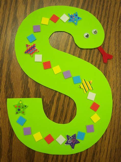 letter k crafts letter s storytime
