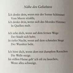 liebes lied love song  rainer maria rilke german