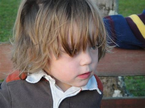Hair Styles For Toddler Boys