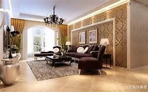 Wallpaper Design Ideas For Living Room