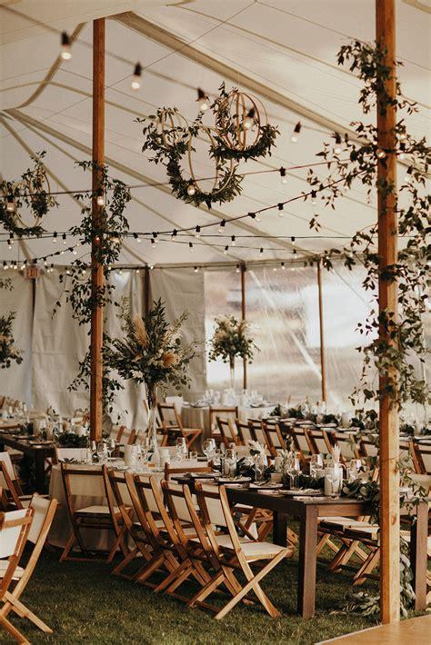 15 Magical Tent Decor Ideas For An Outdoor Wedding Green