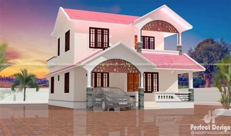 4 Lakh Home Design : Modern Home Design, 4 Bedrooms,22 Lakh Cost