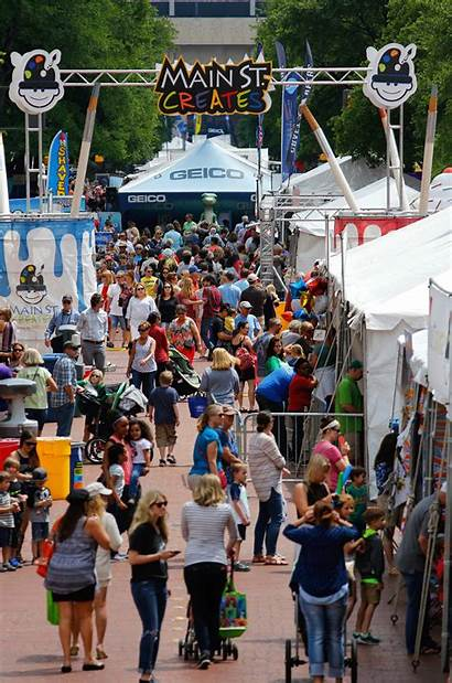 Festival Worth Fort Main Arts St Telegram