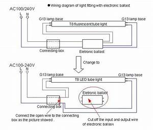 Tridonic Ballast Wiring Instructions