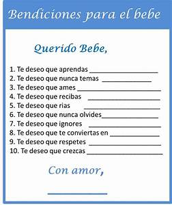 Baby Shower Games in Spanish My Practical Baby Shower Guide
