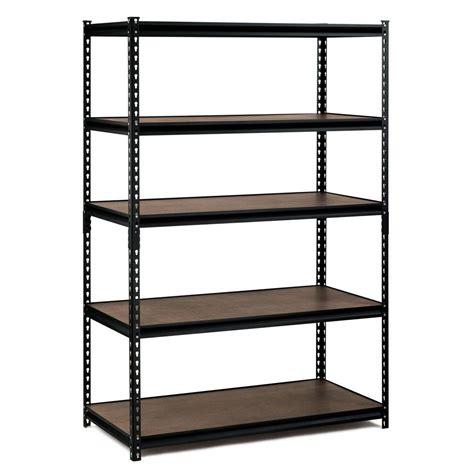 portable metal garage edsal 72 in h x 48 in w x 24 in d 5 shelf steel