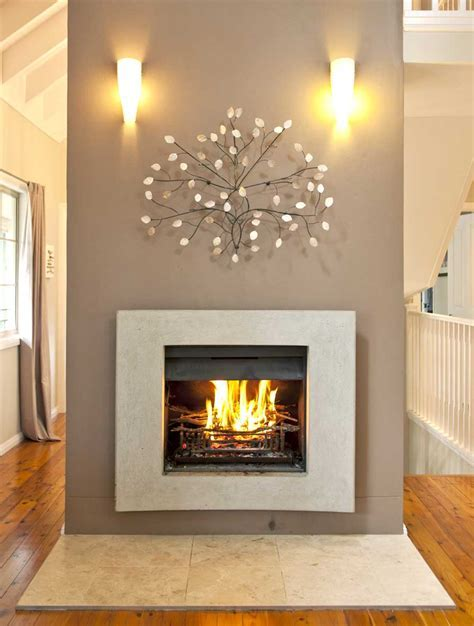 Appealing Contemporary Fireplace Mantel Design Ideas
