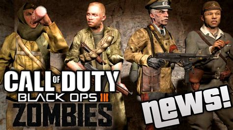black ops  zombies storyline maps characters call