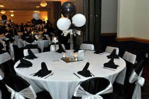 table rentals atlanta banquet room black white affair picture of clarion