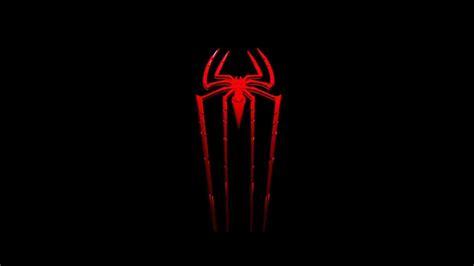 spiderman logo wallpapers wallpaper cave