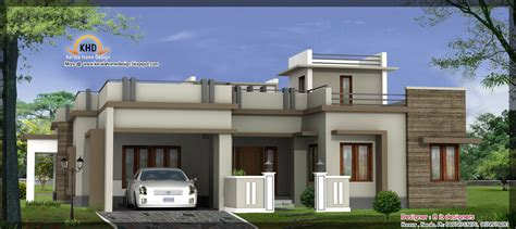 3 Beautiful Home Elevations - Kerala home design and floor