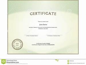 award certificate template border certificate form royalty free stock photo image 30892425